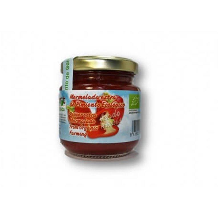 Mermelada de pimiento con ágave (sin azúcar) - Biolobrot