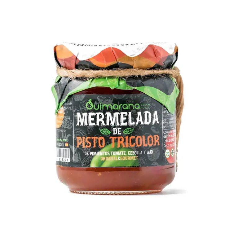 Mermelada de Pisto Tricolor