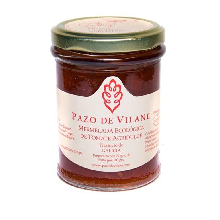 Mermelada de tomate agridulce ECO, 1 ud