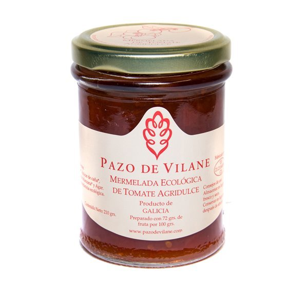 Mermelada de tomate agridulce ECO