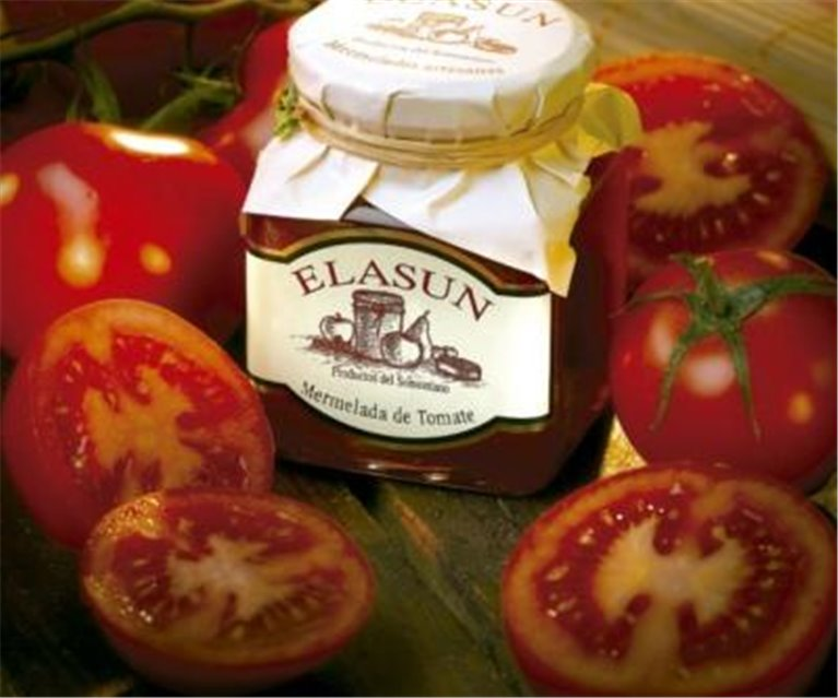Mermelada de tomate Elasun, 1 ud