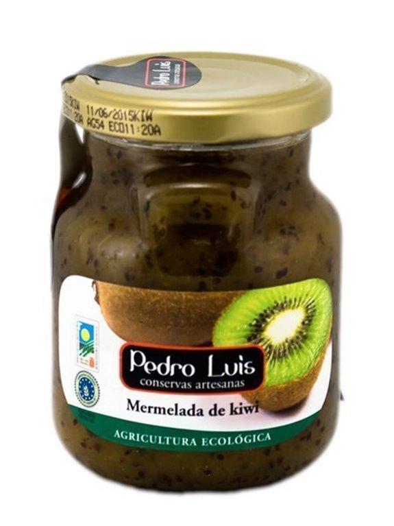 Mermelada Ecológica De Kiwi, 280 gr