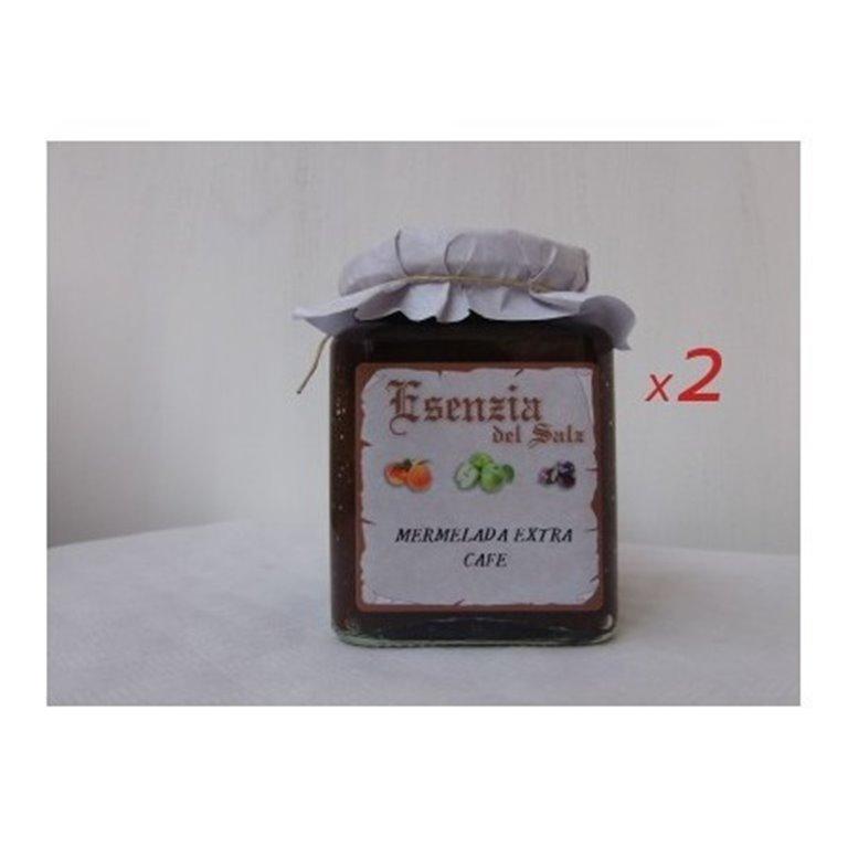 Mermelada Esenzia del Salz Pack 2x300gr, 1 ud