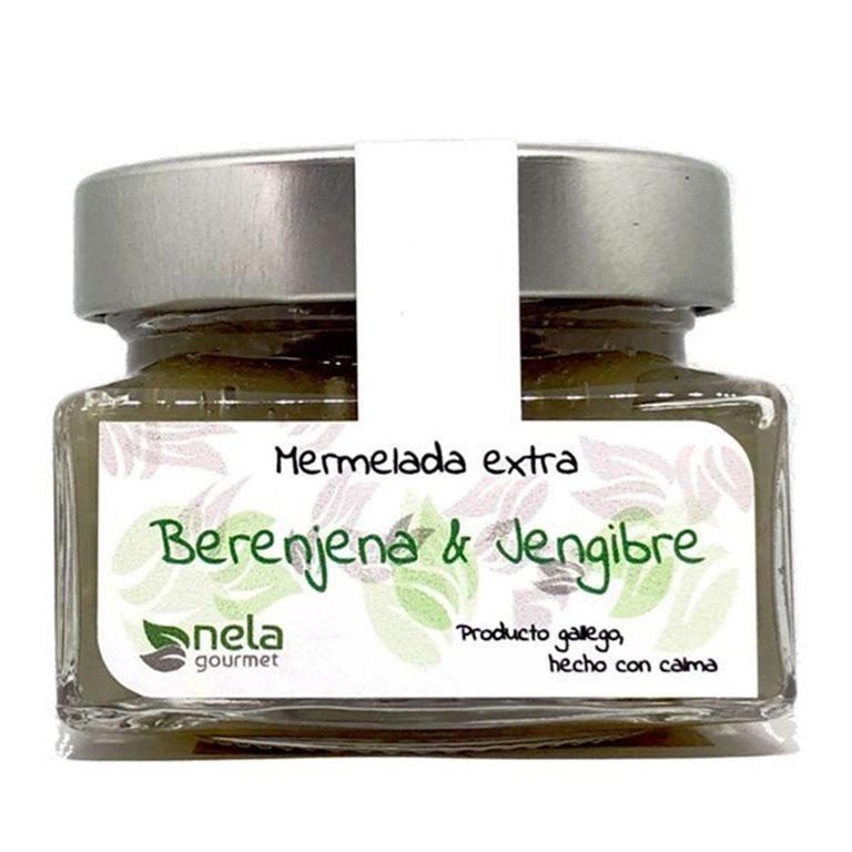 Mermelada Extra de Berenjena & Jengibre