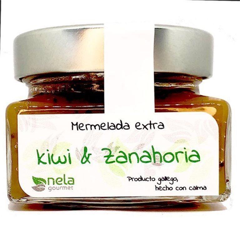 Mermelada Extra de Kiwi & Zanahoria