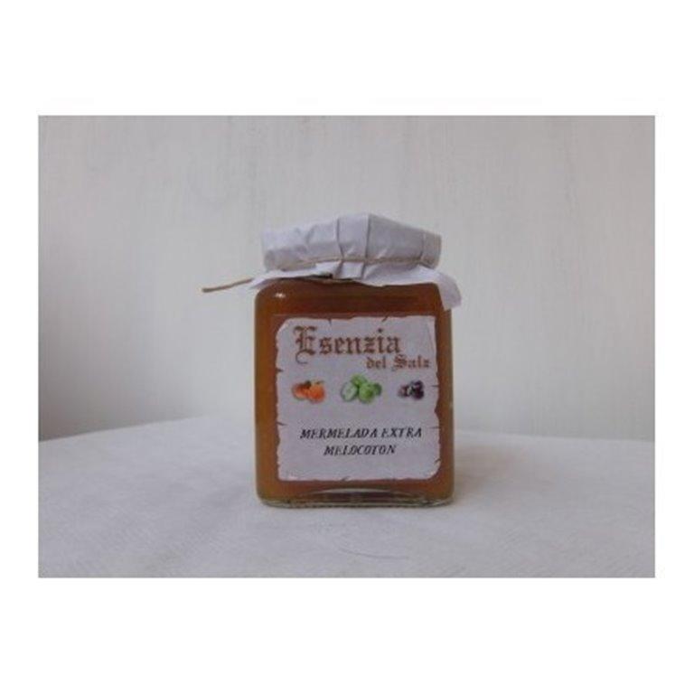 Mermelada Extra de Melocotón Esenzia del Salz, 1 ud