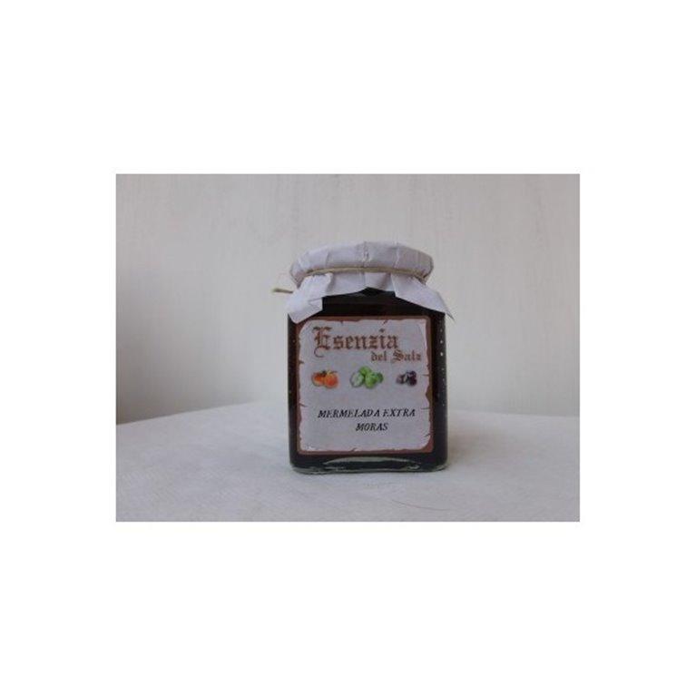 Mermelada Extra de Moras Esenzia del Salz