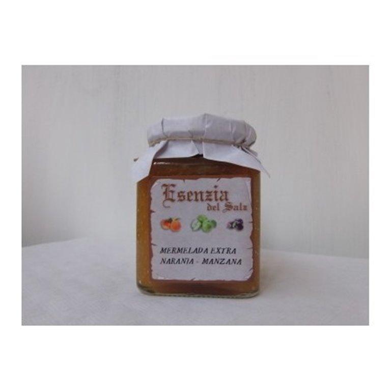 Mermelada Extra de Naranja-Manzana Esenzia del Salz, 1 ud