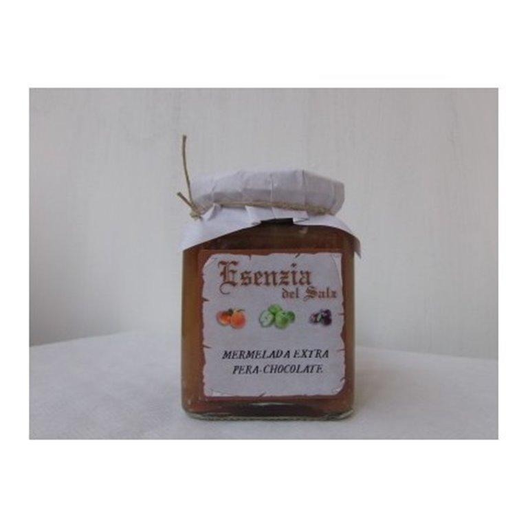 Mermelada Extra de Pera-Chocolate Esenzia del Salz, 1 ud