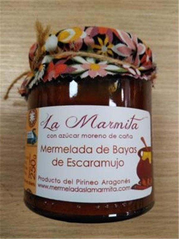 Mermelada La Marmita Bayas de Escaramujo