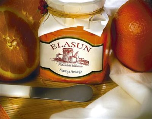 Mermelada Naranja Amarga Elasun