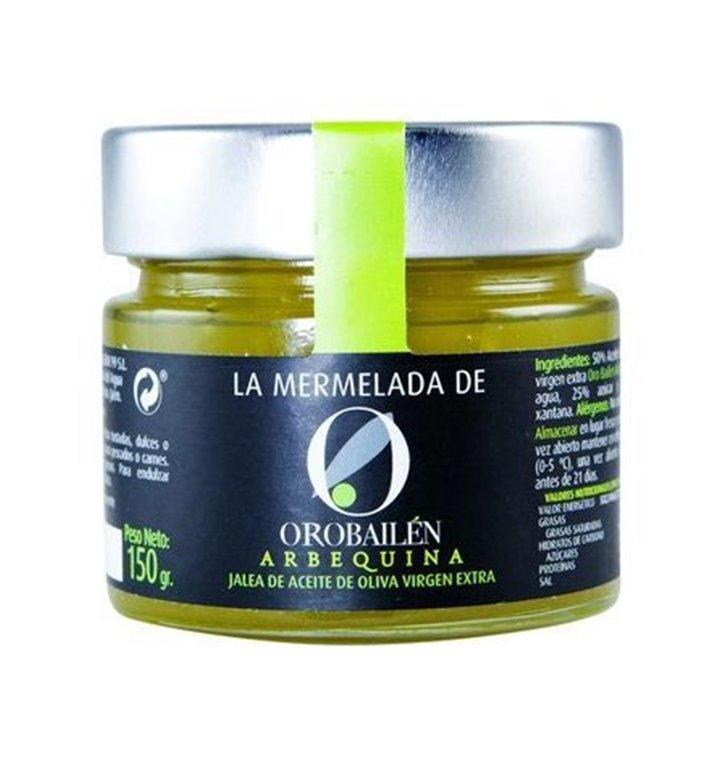 Mermelada Oro Bailen arbequina 270 gr., 1 ud