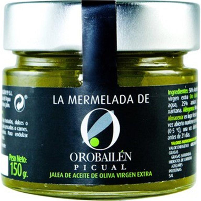 Mermelada Oro Bailen picual 150 gr., 1 ud