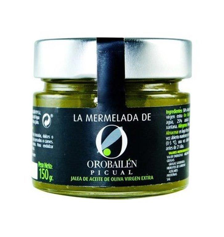 Mermelada Oro Bailen picual 270 gr., 1 ud