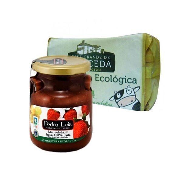 Mermelada y Mantequilla