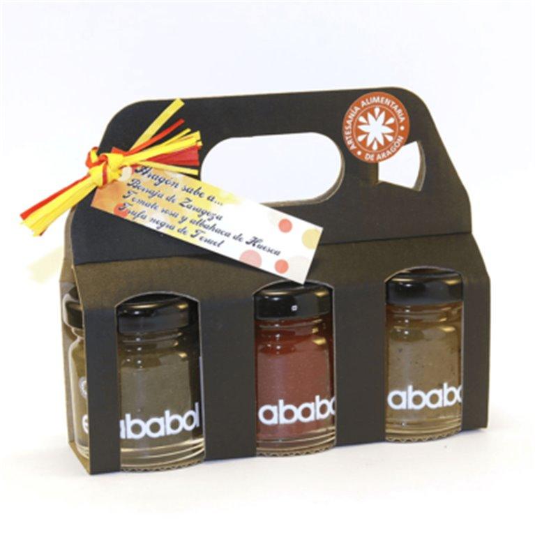 Mermeladas Pack Aragón Ababol, 1 ud