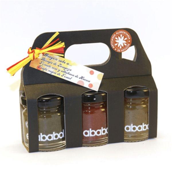 Mermeladas Pack Aragón Ababol
