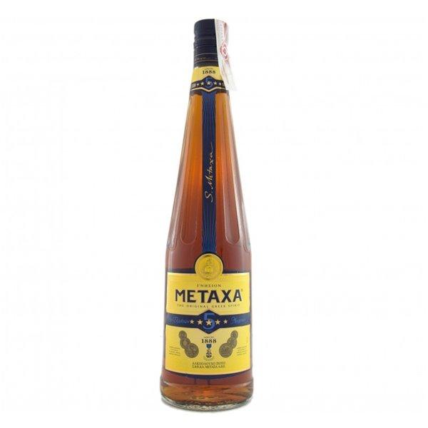 METAXA 5 STAR 1L.