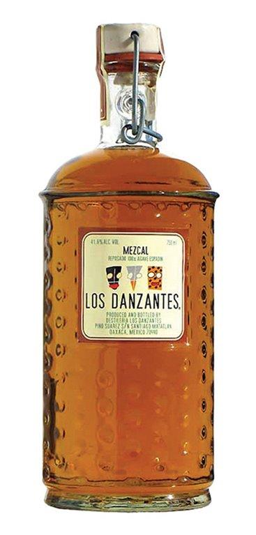 Mezcal Los Danzantes Añejo