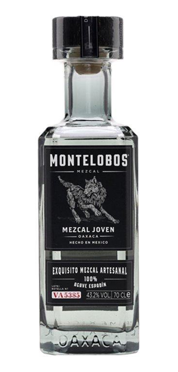 Mezcal Montelobos Joven