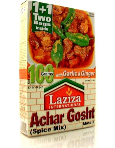 Mezcla de Especias para Achar Gosht Masala 100g
