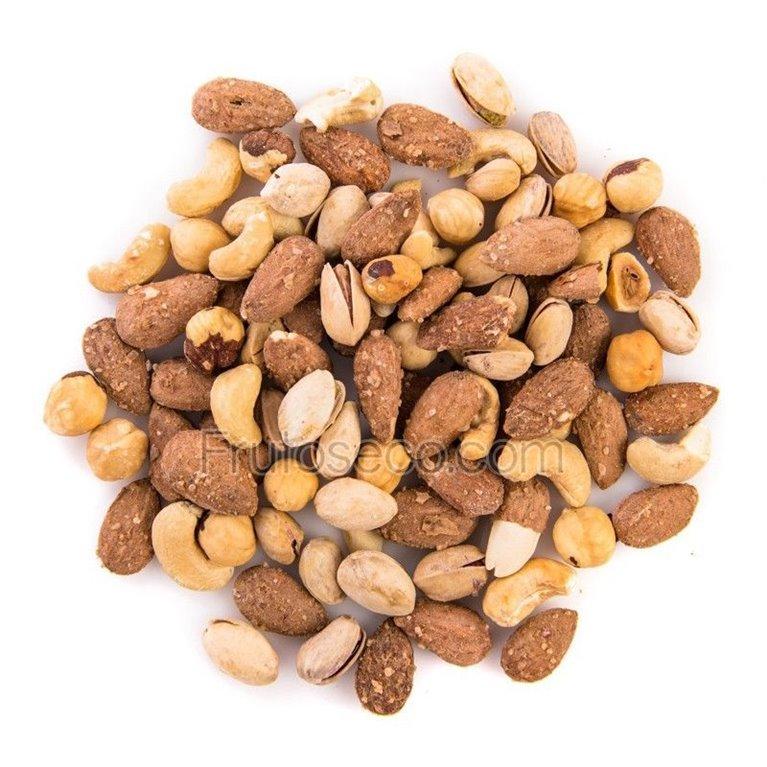 Mezcla Especial - frutos secos seleccionados, bolsa 140 gramos, 1 ud