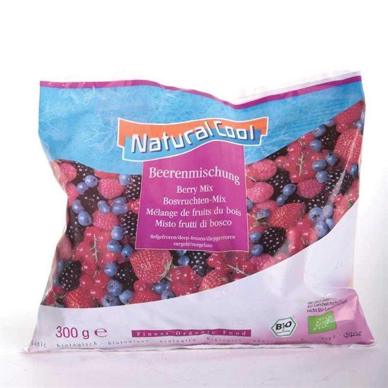 Mezcla frutos rojos, 300 gr