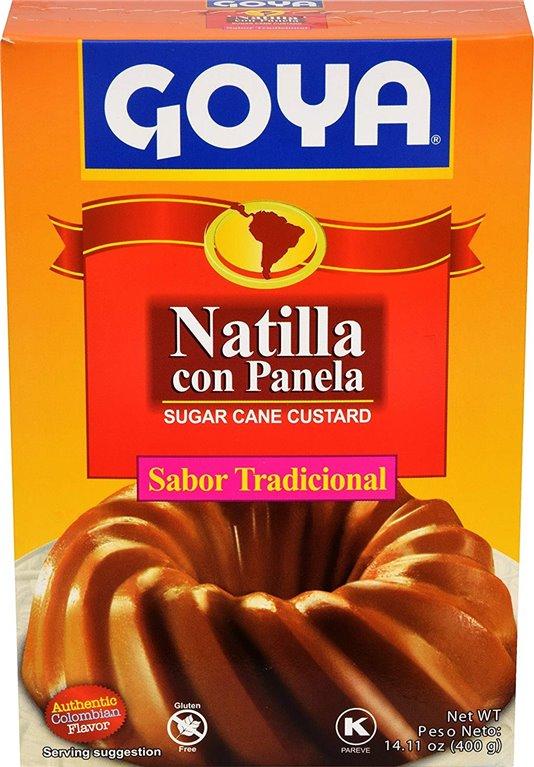 Harina para Natilla con Panela 1kg, 1 ud