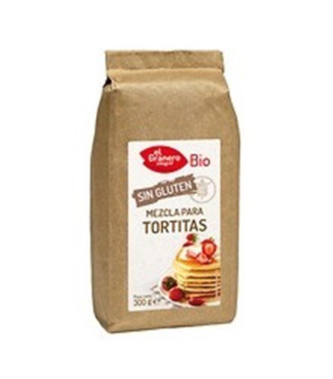 Mezcla para tortitas sin gluten, 300 gr