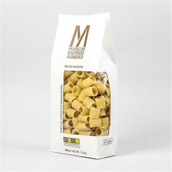 Mezze Maniche 500 gr. Mancini
