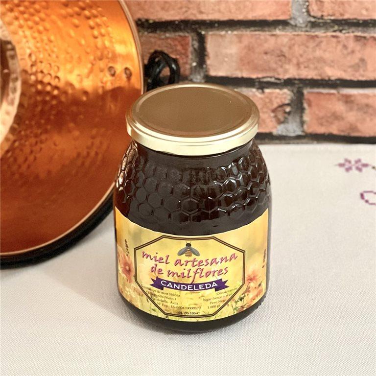 Candeleda Artisan Honey 1kg
