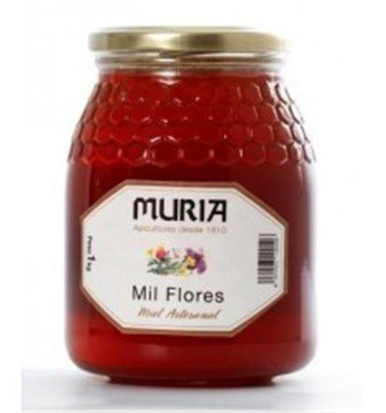 Miel Artesanal de Mil Flores 1kg