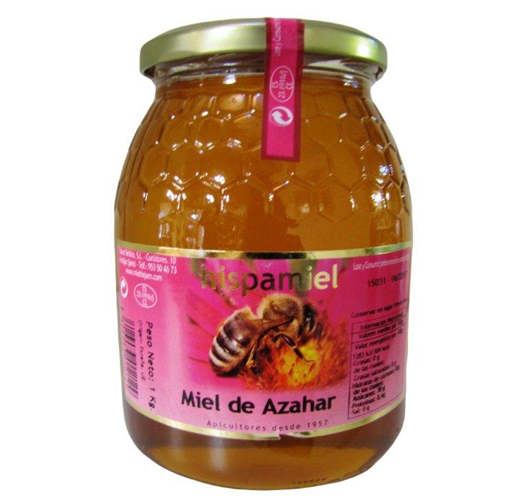 Miel Azahar 1 kg, 1 ud