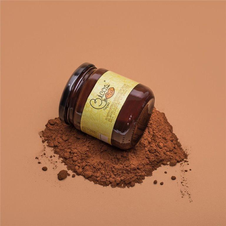 Miel con Cacao 450g IXP Mel de Galicia