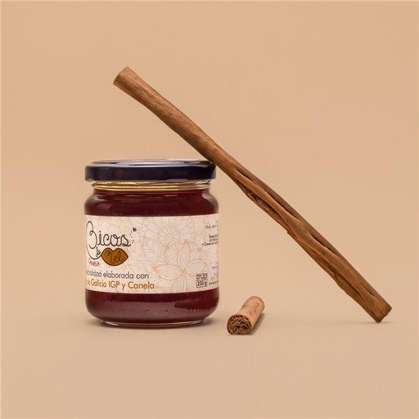 Miel con Canela 250g IXP Mel de Galicia