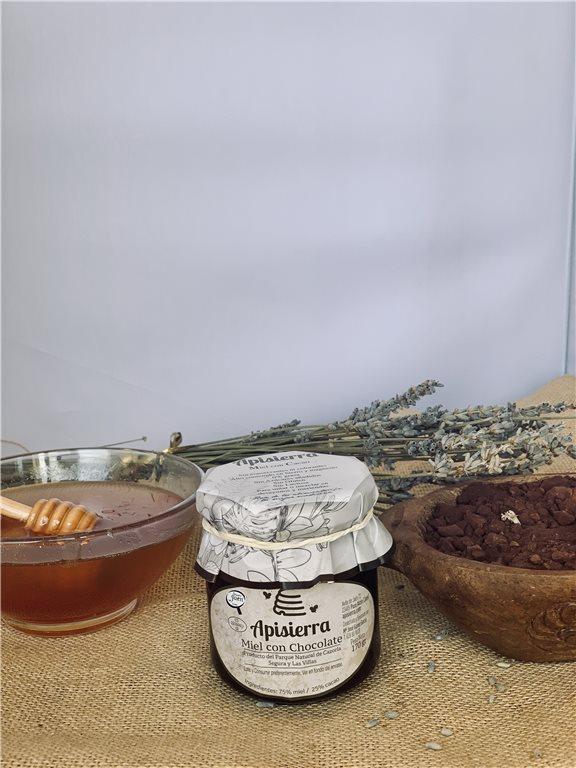 Miel con Chocolate