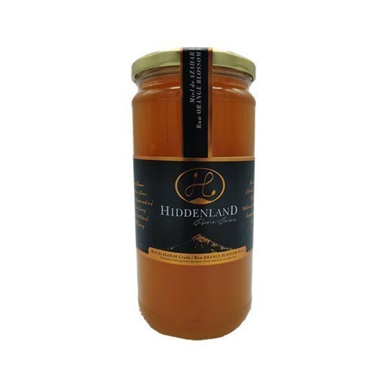 Miel Cruda Flor de Naranjo-Azahar 1kg