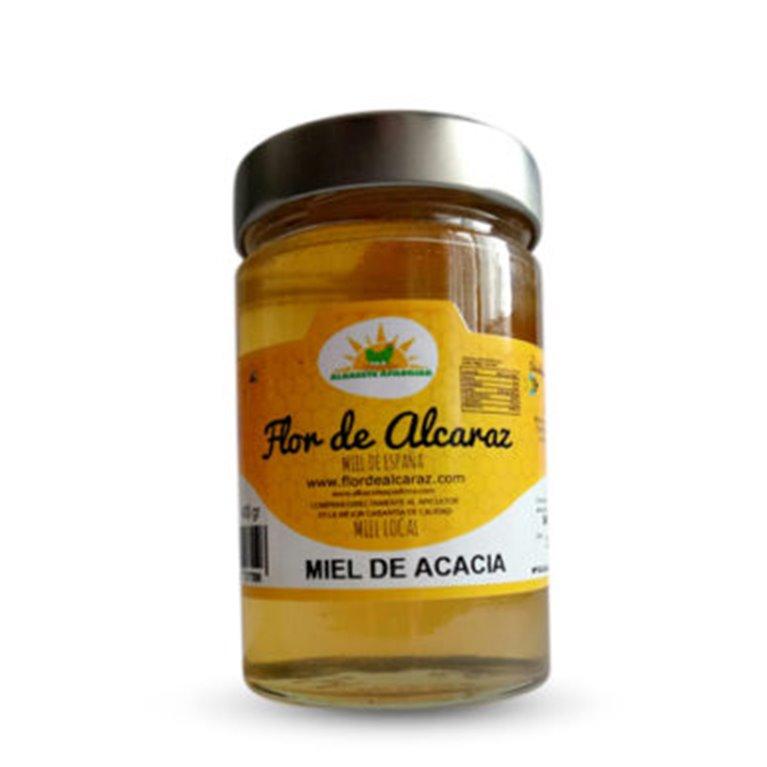 Miel de acacia 400g. T.cristal