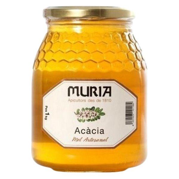 Miel de Acacia Artesanal 500g