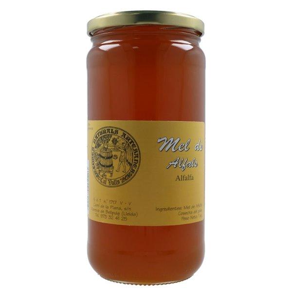 Miel de Alfalfa Natural 1kg