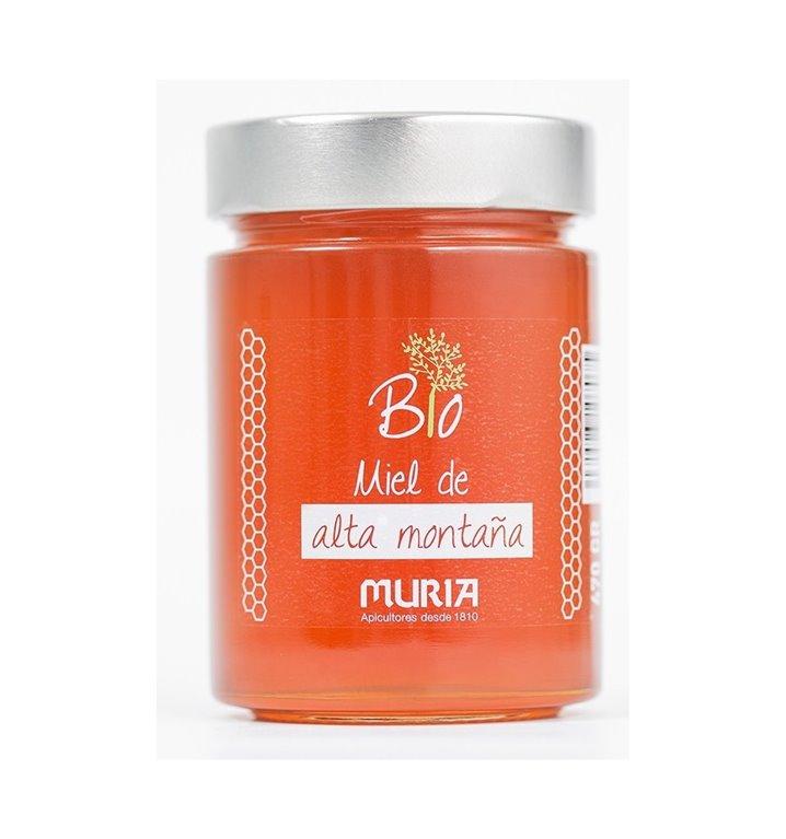Miel de Alta Montaña Bio 470g