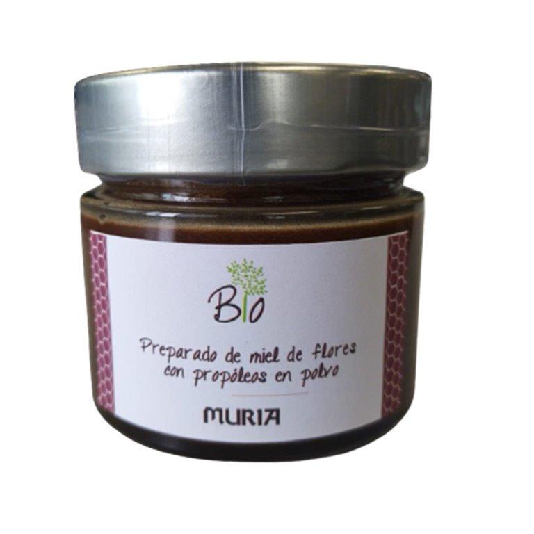 Miel de Alta Montaña con Propoleos Bio 250g
