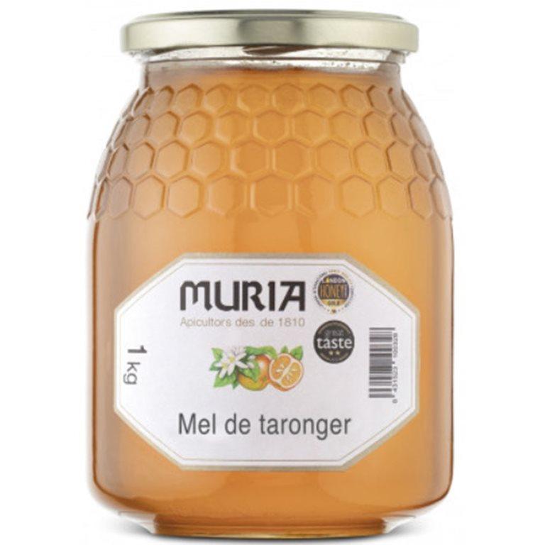 Miel de Azahar Cruda 500g