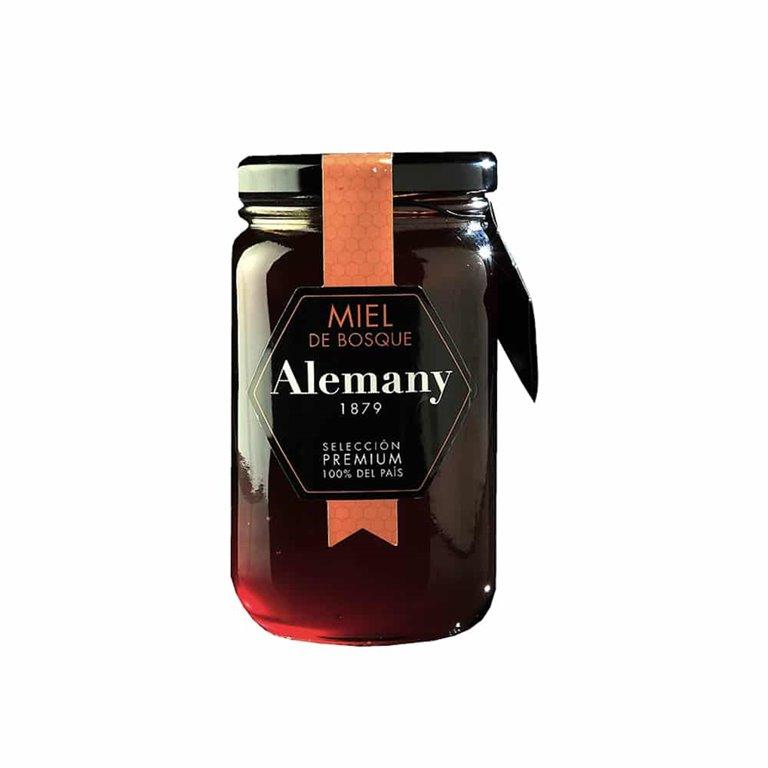 Miel de Bosque 500g Alemany
