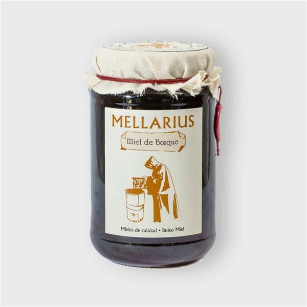 Miel de Bosque 500g Mellarius