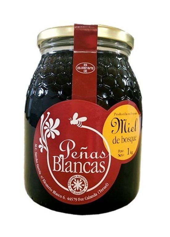 Peñas Blancas Forest Honey 1kg
