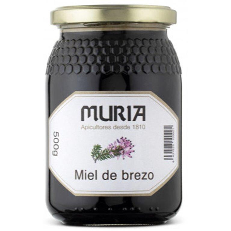 Miel de Brezo 500g