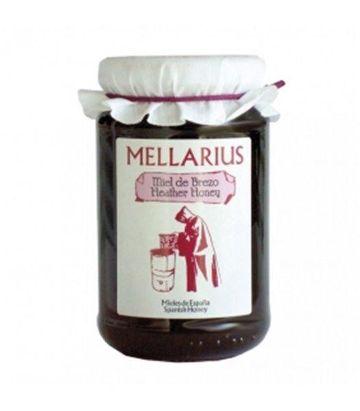 Miel de Brezo 500gr. Mellarius. 12un.