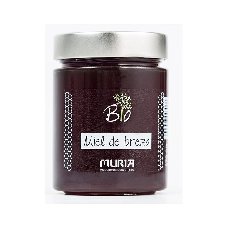 Miel de Brezo Bio 470g