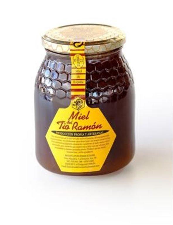 Tio Ramón heather honey